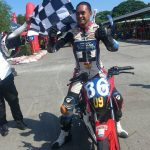 Jaypee Obedencio dominated the Super Honda race in Round 2 of the Shell Advance …