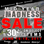 Don't miss out on great deals for #FathersDay at Motoworld Philippines' Mid Year…