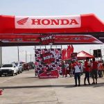 Honda Ride Red – Bacolod City  Opening Ceremonies & XRM Beginners Race