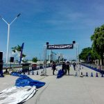 Right here, right now!  Yamaha Moto Gymkhana @Naga, Cebu  #Yamaha #PMP