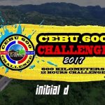 Cebu 600 Challenge 2017 August 27, 2017 @Sugbo Grounds, SRP, Cebu City Send-off …