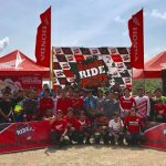 Honda Ride Red Cebu City!