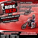 Honda Ride Red Malaybalay Race August 13, 2017