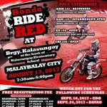 Honda Ride Red – Malaybalay Race – August 13, 2017 At Barangay Kalasungay, at th…