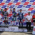 The Racing Line's Shell Advance RUGP Round 3 Expert 130 Underbone race. Yamaha-M…