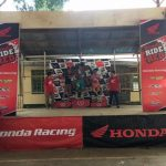 Congratulations to all the winners of Honda Ride Red Malaybalay.