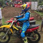 Honda Ride Red Davao City! Warm Up Sessions!