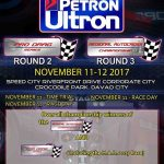 TRL 2017 Petron Ultron Pro Drag and Regional Autocross Championships on November…