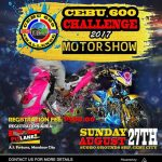 TRL Feature Event Wednesday Cebu 600 Challenge 2017 Motorshow! August 27, 2017 @…