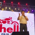 SHELL BIKEFAIR 2017 Mr. Serge Bernal Welcome Remarks