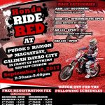 This Sunday at the Calinan Race Track –  Davao City Honda Ride Red September 10,…