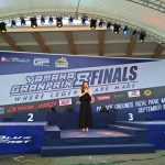 Yamaha Grand Prix 8 Finals Opening Ceremony here at Quirino Grandstand, Rizal Pa…