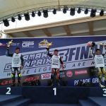 Yamaha Vega Force i 115 Elimination round top 3!  #YamahaGP8Finals