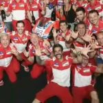 Behind the scenes of the epic Shell Malaysian MotoGP event where Shell Ducati fi…
