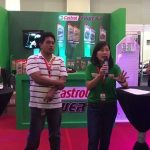 Castrol Power One at the  IRBikefest Davao SMX Lanang, Davao City