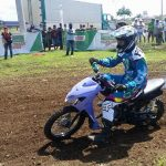 Castrol power 1 Vis-Min Flat Track Series  Cagayan De Oro city Scooter automatic…
