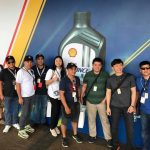 Shell Advance Philippine delegation, nationwide distributors with ma'am Recca Me…