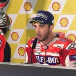 Shell Malaysia MotoGP Press Conference. Congratulations to A. Dovizioso J. Loren…