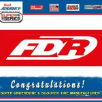 FDR – 2017 Super  Series Super Underbone and Scooter  Tire Manufactuter
