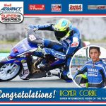 Romer Corbe – Super Series Super Intermediate Rider of the Year