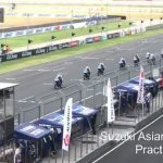 Suzuki Asian Challenge – Practice 2 Rider Interview
