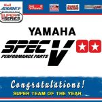 Yamaha-Spec V – 2017 Super  Series Super Team of the Year