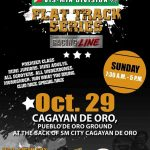 Castrol Power One Flat Track Series October 29, 2017 at Cagayan De Oro Pueblo De…