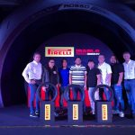 Pirelli Diablo Rosso Corsa II Launch With Pirelli executives