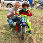 8 year old John2x Sescon, little big shot finalist in the house. Castrol Power O…