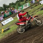 Castrol Power One Flat Track Series Tagum City Run What you Brung heat 1