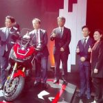 Honda Big Bike Launch.