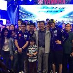 TRL Feature Monday: Valentino Rossi and Maverick Vinales at the Yamaha Monumento…