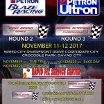 RACE THIS WEEKEND  PETRON BLAZE REGIONAL PRO DRAG  ROUND 3 CHAMPIONSHIP POINTS S…