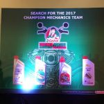 Castrol Partner for Life!  The Search for the 2017 Mechanics Team!
