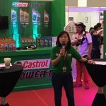 Castrol Power One at IRBikefest Davao. SMX Lanang, Davao City.
