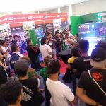Don't forget to visit the busy Castrol booth for fun games and prizes :)  #IRpur…