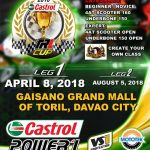 CASTROL POWER1 TRL CUP April 8, 2018 Gaisano Grand Mall of Toril