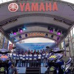 Official Yamaha GP Riders for 2018. Teams from Luzon, Visayas and Mindanao.