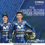 This will come to you Live! By The Racing Line TV on the Yamaha Motor Philippine…