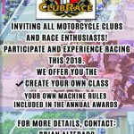 Want some fun and action in racing? The chance is here…. Inviting all MOTORCYC…
