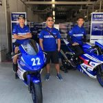 Good Luck Yamaha Team Pilipinas AP250 Race 1 at 2:05pm.