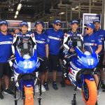 Good Luck Yamaha Team Pilipinas! ARRC AP250 Race 2