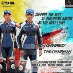 Good Luck to the Wonder Boy, the Chairman and Yamaha Philippine Team!