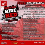 The Battle on the Dirts Begins in Davao! Honda Ride Red begins its 2018 Racing S…