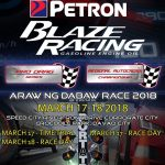 The Racing Line's Araw ng Dabaw race. 2018 Petron Blaze Racing Drag Race and Aut…