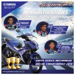 YAMAHA WITH A DOMINANT RETURN  at the 2nd round of the SUPER SERIES NATIONWIDE C…