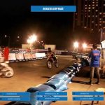 Yamaha Grand Prix Cebu Dealer's Cup Race Ernie Daguio Jr showed resiliency in th…
