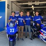 Yamaha Team Pilipinas Riders with Yamaha Motor Philippines Inc., past Presidents…