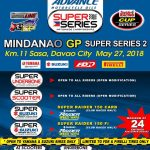 CATEGORIES for THE RACING LINE'S 2018 RUGP SUPER SERIES – MINDANAO LEG May 27, 2…