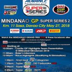 Catch the Shell Advance RUGP Super Series Mindanao GP LIVE! This Sunday in Davao…